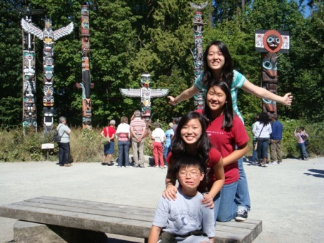 Bottom of the totem pole